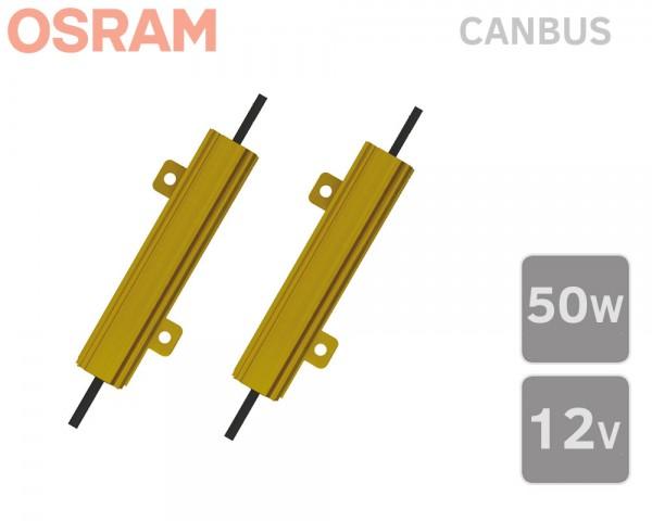 CANBUS товарен резистор залъгалка 50W OSRAM