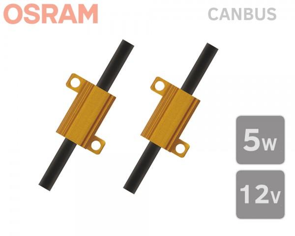 CANBUS товарен резистор залъгалка 5W OSRAM