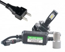 LED авто лампи комплект H7 12-24V 48W M-TECH