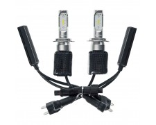 LED авто лампи комплект H7 12V 16W NARVA RANGE POWER