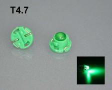LED лампа за табло Т4.7 ЗЕЛЕНА