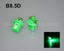 LED лампа за табло B8.5D ЗЕЛЕНА
