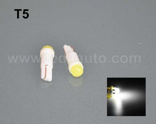 LED лампа за табло Т5 БЯЛА