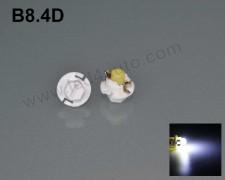 LED лампа за табло B8.4D БЯЛА