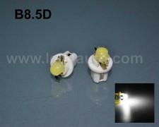 LED лампа за табло B8.5D БЯЛА