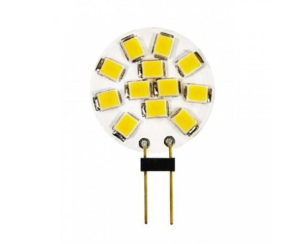LED ЛАМПА PCB 2W 12V G4 NW 4000K