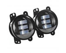 LED фарове за мъгла 4 инча комплект