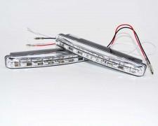 LED дневни светлини 8 LED FLUX