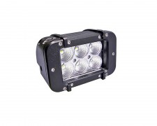 LED фар със стойка 18W разсеян