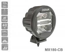 LED фар OSRAM MX180-CB 3000lm 40W COMBO + DRL
