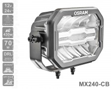 LED фар OSRAM MX240-CB 4000lm 72W COMBO + DRL
