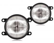 LED фарове 4 инча за мъгла с дневна светлина OSRAM комплект