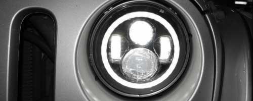 LED Фарове