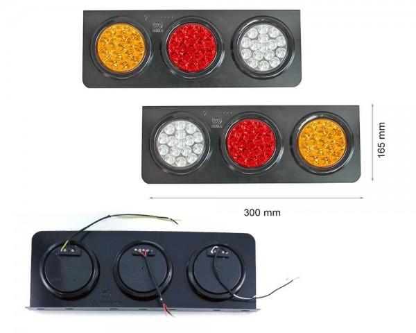 LED задни фарове комбинирани