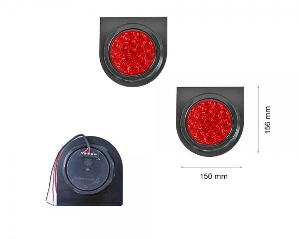 LED задни фарове - стоп единичен