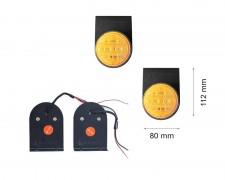 LED задни фарове - мигач единичен малък