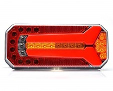 LED заден фар камион неон 3 светлини ДЕСЕН
