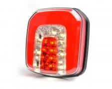 LED заден фар неон 3 светлини универсален W146