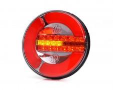 LED заден фар камион неон 3 светлини универсален W153DD