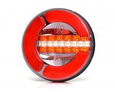 LED заден фар камион неон 3 светлини универсален W154-12