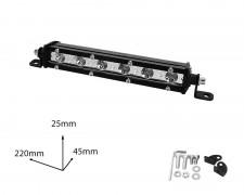 LED БАР фар 18W 7 инча насочен SLIM