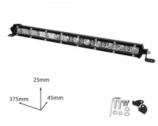 LED БАР фар 36W 15 инча насочен SLIM