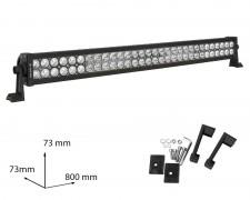 LED БАР фар 180W 31 инча комбиниран