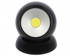 LED лампа топка с магнит COB