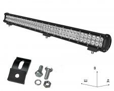 Работен LED фар със стойка 234W bar 36 инча комбиниран