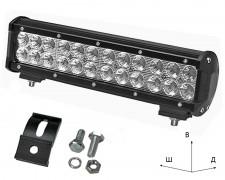 Работен LED фар със стойка 72W bar 12 инча разсеян