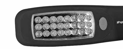 LED фенерчета