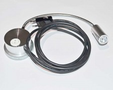 LED лампа насочена с гъвкаво рамо 3W на 220V