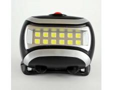 LED работен челник с 12 светодиода