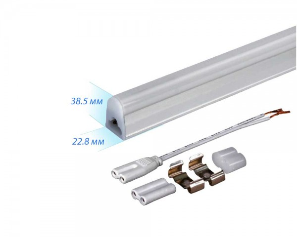 LED лампа T5 14W 220V 3000K