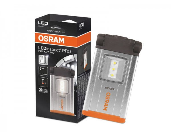 LED акумулаторна работна лампа OSRAM PRO POCKET 280