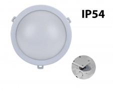 LED плафон кръг 12W 4000К