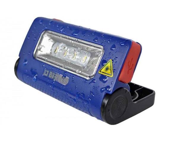 Акумулаторен LED челник BERNER