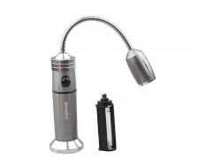 LED лампа фенер  с гъвкаво рамо и фокус