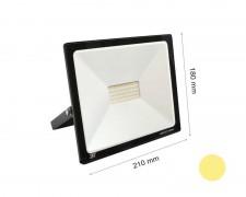 LED прожектор черен 50W 2700К
